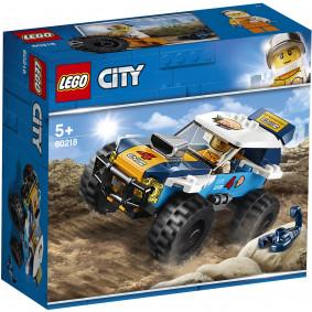 Կոնստրուկտոր 60218 Անապատի մրցարշավ LEGO CITY