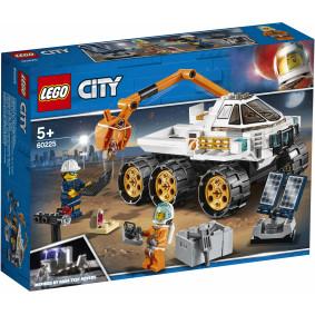 Կոնստրուկտոր 60225 Ամենագնացի փորձարկում LEGO