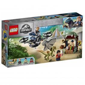 Կոնստրուկտոր 75934 Դիլոֆոզավրի փախուստը LEGO