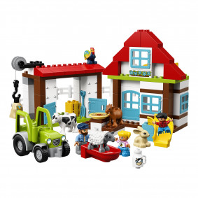 Կոնստրուկտոր 10869 Ագարակում DUPLO Town LEGO