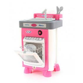 Набор 47946 Carmen №3 с посудомоечной машиной и мойкой (в пакете)