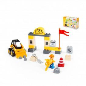 Կոնստրուկտոր 77622 Մաքսի  շինարարական (36 էլ․)