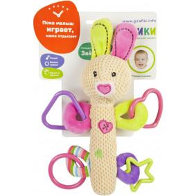 Խաղալիք 93680 Նապաստակ Պոլլի Жирафики