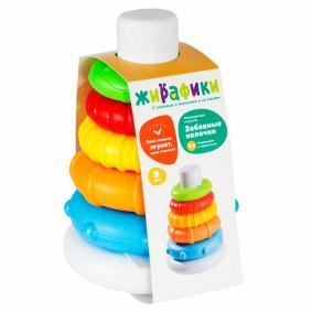 Ուսուցանող խաղալիք 939546 Բուրգ