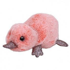 Փափուկ խաղալիք 36217 WILMA - վարդագույն platypus