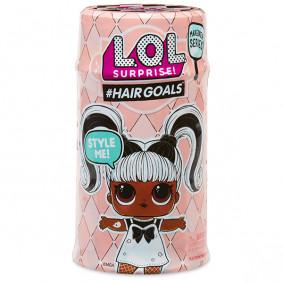 Տիկնիկ 556220X1E7C L.O.L. մազերով