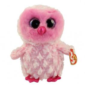 Փափուկ խաղալիք 36846 TWIGGY - վարդագույն բու TY