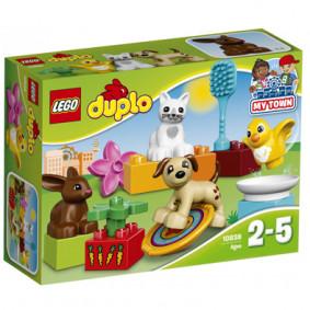 Կոնստրուկտոր 10838 DUPLO Տնային կենդանիներ LEGO