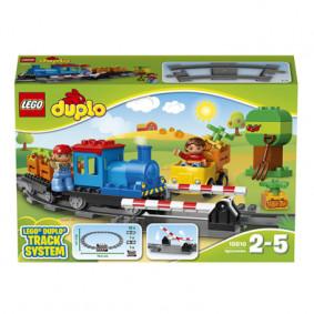 Կոնստուկտոր 10810 DUPLO Town Լոկոմոտիվ LEGO