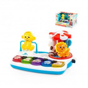 Ուսուցանող խաղալիք 77097 Ուրախ դաշնամուր ПОЛЕСЬЕ