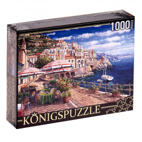 Konigspuzzle. Փազլներ 1000 կտոր. АЛК1000-6485 ЛЕТН