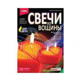 Մոմ մեղրամոմ Սրտիկը նվեր Вн-001
