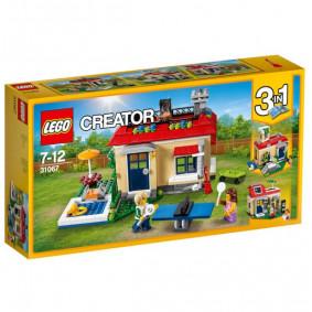 Կոնստրուկտոր 31067 LEGO Creator Երեկույթ լողավազան