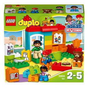 Կոնստրուկտոր 10833 DUPLO Մանկապարտեզ LEGO