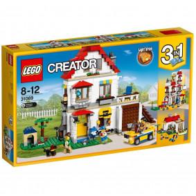 Կոնստրուկտոր 31069 Ստեղծող Արվարձանային Տուն ԼԵԳՈ
