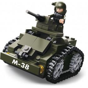 Կոնստրուկտոր M38-B0587C Բանակ տուփի մեջ