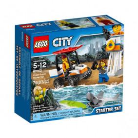 Կոնստրուկտոր 60163 City Coast Guard LEGO