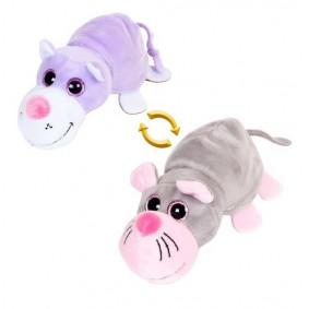 Փափուկ խաղալիք Կատու/Մկնիկ 16 սմ M5005