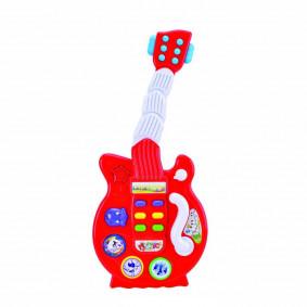 Կիթառ 011 Երաժշտական ուրախություն
