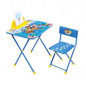 Կոմպլեկտ Щ2 (սեղան + Աթոռ) NIKA