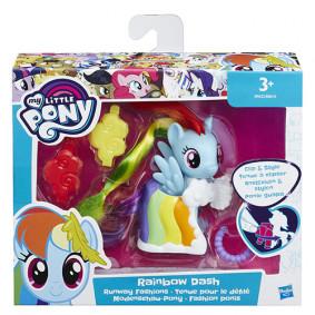 Պոնի-նորաձև B8810 My Little Pony աքսեսուարներով HA