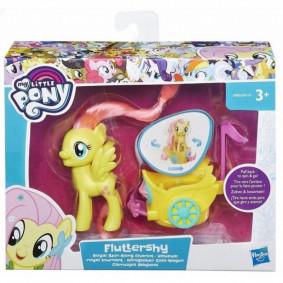 Պոնի B9159 My Little Pony կառքով HASBRO