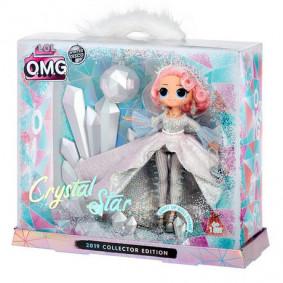 Տիկնիկ 562634E7C L.O.L. O.M.G Crystal Star