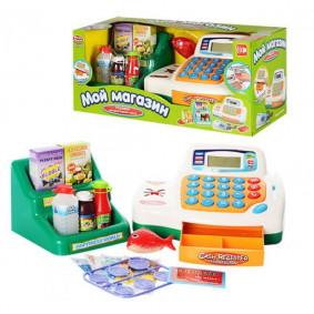 Դրամարկղ 7254 Իմ խանութը Play Smart