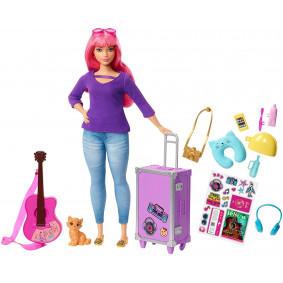 Տիկնիկ FWV26 Ճանապարհորդ Դեյզին Barbie