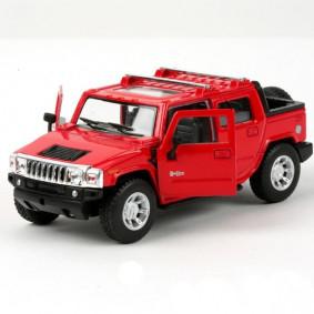 Մեքենա 1:40 Hummer H2 KT5097W իներցիոն ТМ KINSMART