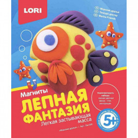 Հավաքածու Лм-010 Զվարճալի հրեշներ LORI