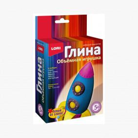 Пз/Гл-004 կավից խաղալիք տիեզերանավ