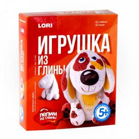 Խաղալիք կավից Շնիկ Гл-003 LORI