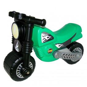Մոտոցիկլետ 40480 Մոտորբայկ, կանաչ ПОЛЕСЬЕ