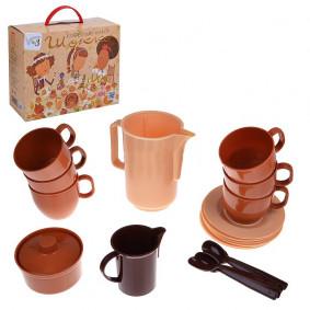 Հավաքածու 2170 Սուրճի սպասք Շոկկո Ռոսիգրուշկա