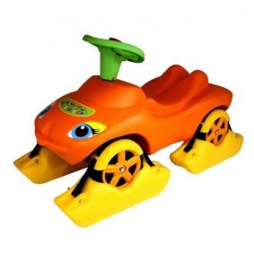 Սայլակ Իմ սիրելի մեքենա նարնջագույն բազմաֆունկցի