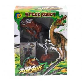 Դինոզավր D622-E357 Տրանսֆորմացվող տուփի մեջ 20*22,