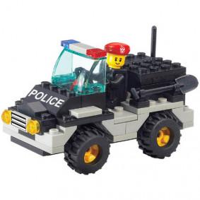 Կոնստրուկտոր M38-B800 Մեքենա Ոստիկանություն (88