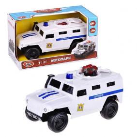 Մեքենա 1:29 9706F Ավտոպարկ Ոստիկանություն, իներց