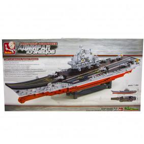 Կոնստրուկտոր M38-B0388 Նավակ տուփի մեջ