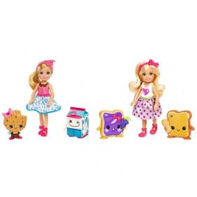 Տիկնիկ FDJ09 Dreamtopia Չելսի և Քաղցրեղեն Barbie