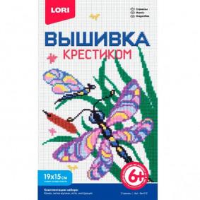 Խաչաձև ասեղնագործություն մուլինե Вм-012 LORI