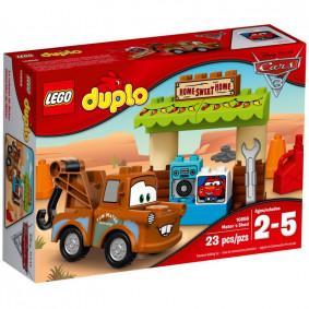 Կոնստրուկտոր 10856 DUPLO Ավտոտնակ Մէտրա LEGO
