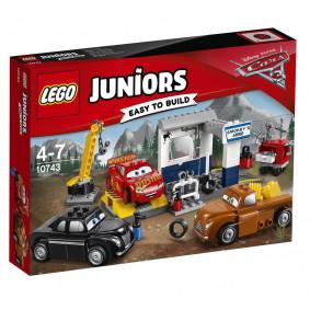 Կոնստուկտոր 10743 Juniors Ավտոտնակ Սմոուկի LEGO