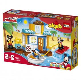 Կոնստրուկտոր 10827 DUPLO Disney Տնակ լողափին LEGO