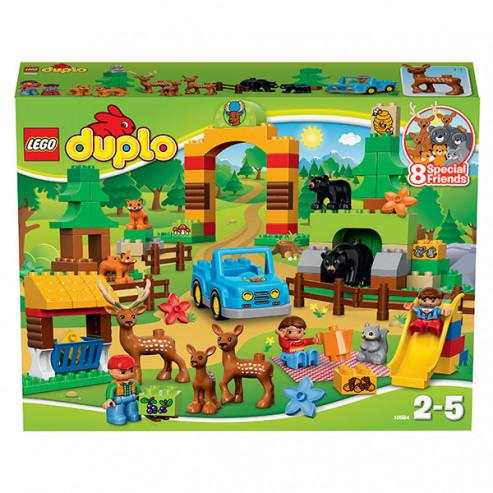 Կոնստրուկտոր 10584 Դուպլո անտառային արգելոց LEGO