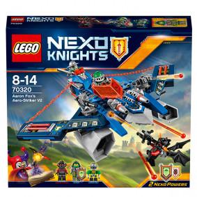 Կոնստուկտոր 70320 Nexo Knights Ահարոնի Աէրո-արբալե
