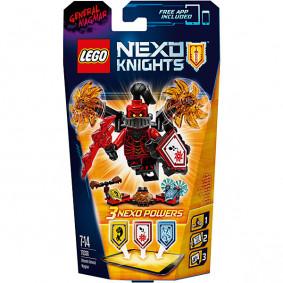 Կոնստուկտոր 70338 Nexo Knights Գեներալ Մագմար LEGO
