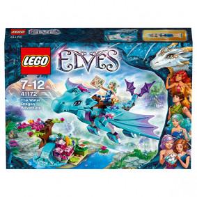 Կոնստուկտոր 41172 Elves Վիշապի արկածները LEGO