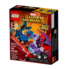 Կոնստրուկտոր 76073 Ռոսոմախան ընդդեմ Մագնետոյի LEGO